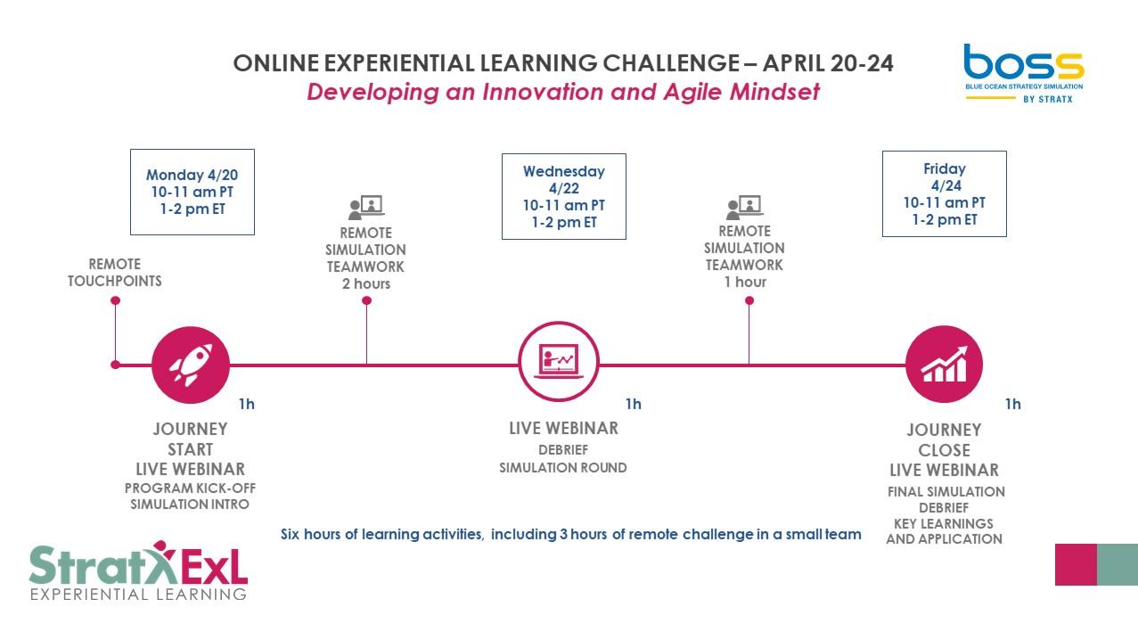 Agenda Online Learning Challenge
